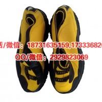 带电作业51530绝缘套鞋深跟绝缘套鞋防臭氧的黄色橡胶绝缘鞋