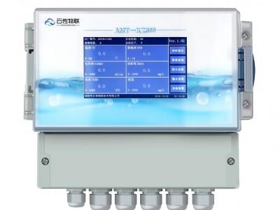智慧城市水质多参数控制器