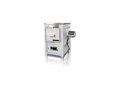 厂家供应带记录触摸屏箱式炉  高温箱式电炉 GWDL厂家直供