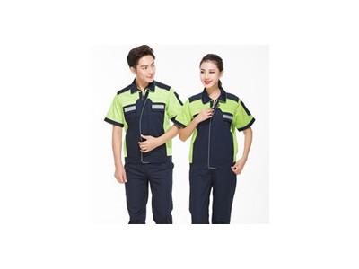 车间工作服定做的几个特点  二十年定制经验  风华服装