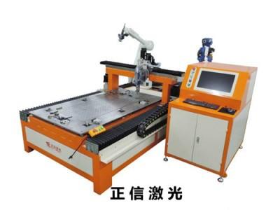 佛山龙门激光焊接机 zxl非标自动化安全可靠