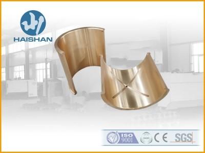 铜瓦海山机械破碎机铜铸件ZCuSn10Pb1锡磷青铜