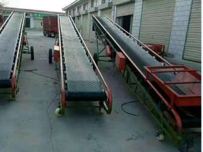 建筑化工粮食食品铸造带式输送机