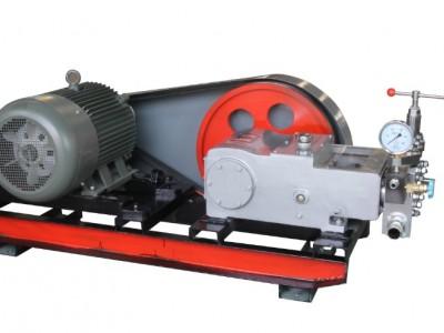 胶管吐芯试压机操作方便性能特点