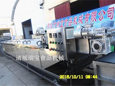 喷淋式低温制品巴氏杀菌设备