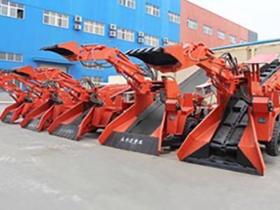 湖南煤矿专用ZWY-120型大型扒渣机,永力通厂家