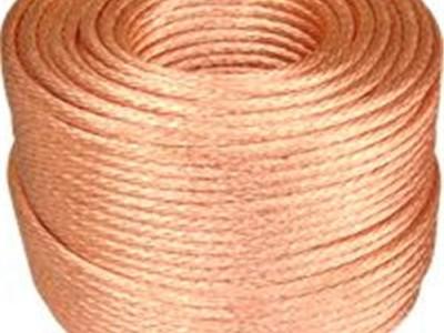 金泓铜软连接镀锡铜绞线软连接多股铜绞线软连接等