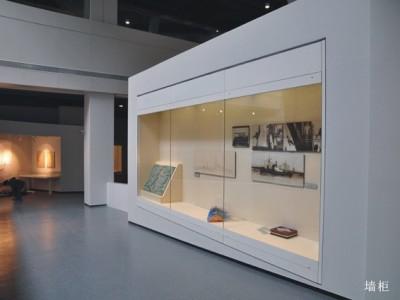 博物馆古董瓷器字画展示柜大型通柜靠墙柜