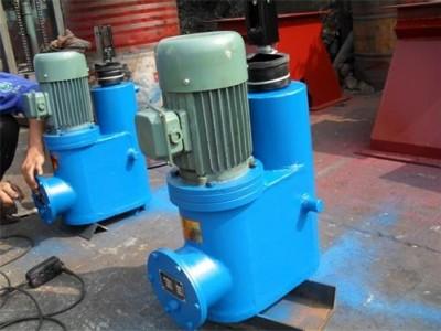 电动液压推杆DYTP1500-500 液压推拉杆生产