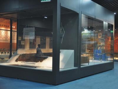 古董玉器陶瓷工艺品展示柜博物馆文物展览柜 公司