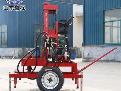 SJDY-3A型液压打井机 电动钻井机