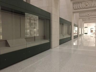 博物馆珠宝展柜古董文物展柜
