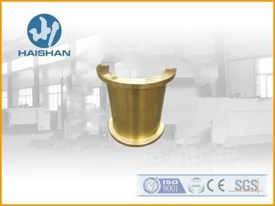 厂家直销铜瓦 铝青铜合金材质金属型铸造工艺