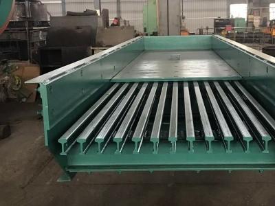 郑州厂家生产高效率石灰石振动给料设备