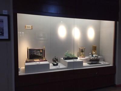 博物馆展示柜公司