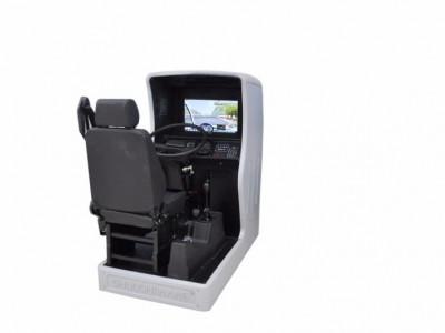 ZG-201D型汽车驾驶模拟器(东风、解放驾驶座舱)