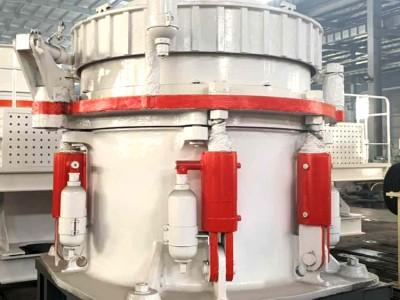 河南厂家提供大功率高速液压圆锥破碎机石灰石破碎设备