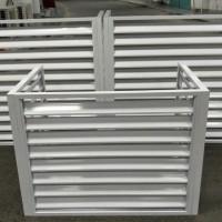 南京空调格栅,空调围挡,空调栅栏,空调围栏-厂家直销