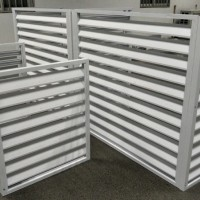 徐州空调百叶窗,空调格栅,空调围栏,空调护栏生产厂家