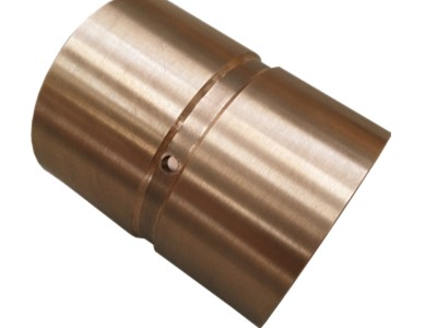惰轮轴铜套加工 高力黄铜耐磨衬套非标定做