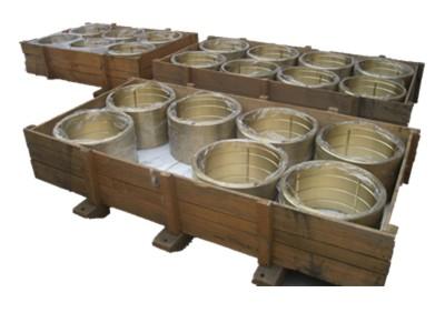 下轴套 定制各种型号机架内外油槽高质量耐磨铜套
