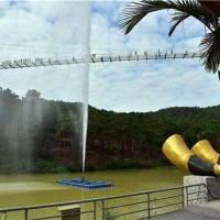 景区网红呐喊喷泉声控喷泉大型活动呐喊解压设备