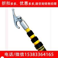 电工专用拉杆绝缘棒操作杆高压伸缩拉闸杆高压拉闸操作棒