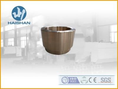 铜套 供应定做ZQSn10-1铸造锡青铜耐磨铜套