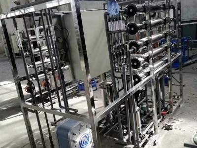 无锡光电产品生产清洗供应环保汇泉edi超纯水设备直销