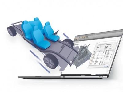 代理浩辰3D 国产3D工业设计CAD软件