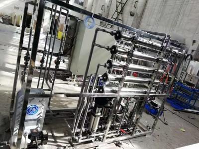 浙江电子显像管生产清洗供应环保汇泉edi超纯水直销