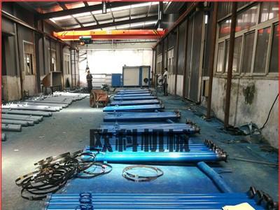 新环保型单体液压支柱 单体液压支柱 矿用dw单体液压支柱