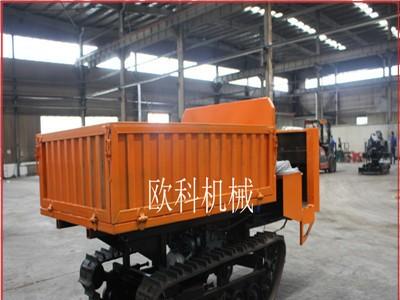 2吨履带运输车 不锈钢履带运输车 钢履带运输车田履带运输车