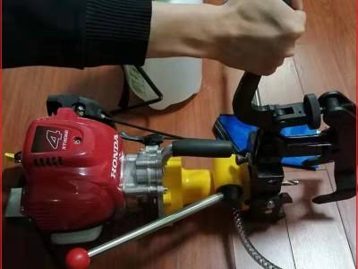 内燃钢轨钻孔机 多种型号内燃钻孔机 易操作体积小