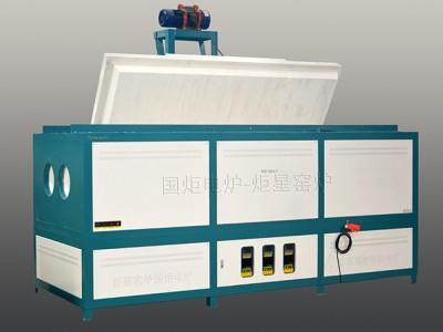 【精品推荐】大型多温区开启式管式电炉 高温管式电炉