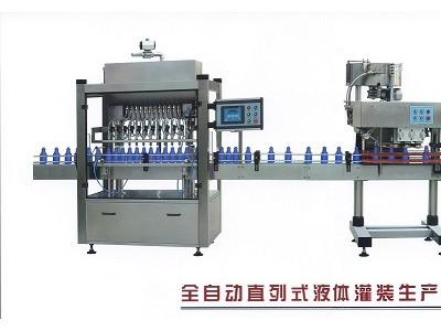 内蒙古乌兰察布市鑫朋宇辣椒酱灌装生产线|酱料灌装生产线