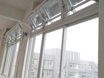 厂房消防开窗机 排烟窗开窗器 手动开窗器
