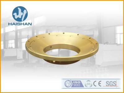 铜铸造厂家定制S155西蒙斯破碎机10-5材质青铜碗型瓦铜套
