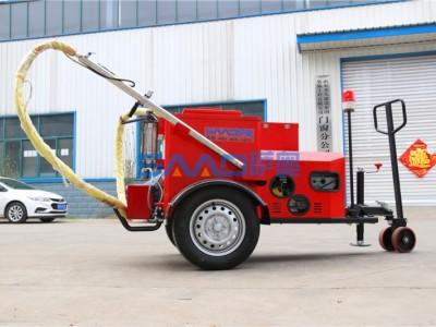 路面热熔沥青灌缝机 混凝土路面灌缝机器 公路灌缝设备