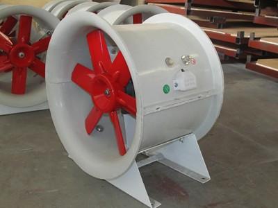 管道式轴流风机,低噪声玻璃钢轴流风机