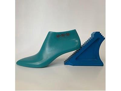 高跟单鞋鞋楦 圆头单鞋 女鞋模 鞋楦鞋模 塑料鞋撑