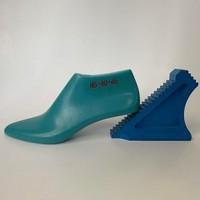 拉链高跟靴子楦头 高跟凉鞋鞋楦头 鞋模具塑料鞋撑
