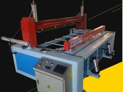 塑料板材折边机加工PP板折弯机设备
