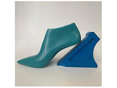 低帮浅口女鞋超高跟 尖头单鞋凉鞋 高跟短靴 女士鞋模