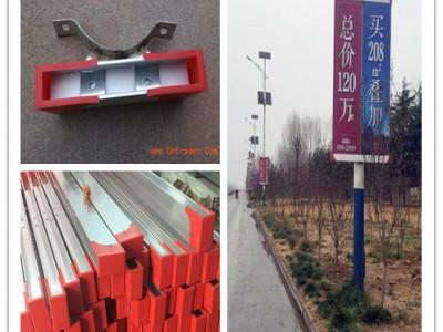 北京常规双面道旗架道旗尺寸