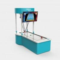 需要智能打冰球机器人智能交互科技馆机器人厂家多类型多功能