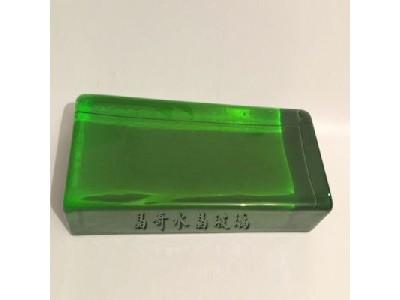 潮州彩色玻璃砖 彩色水晶砖  实心玻璃砖厂家 批发 现货潮州
