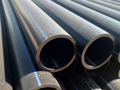PE穿线管 外径110壁厚5毫米穿线管 过路PE顶管
