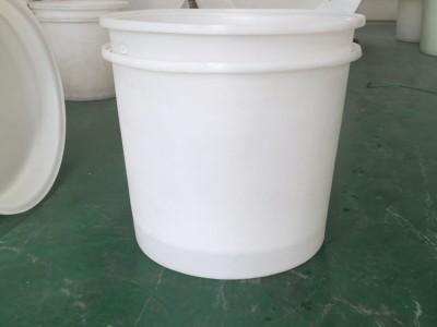 加工定制食品级600L塑料淹菜桶PE塑料发酵桶塑胶牛筋桶