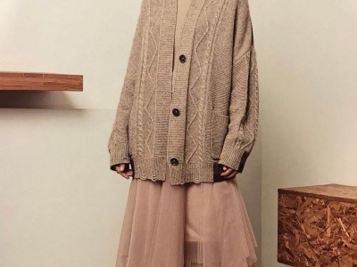 冬季时尚打底羊毛衫 女式毛衣 品牌专柜折扣女装批发